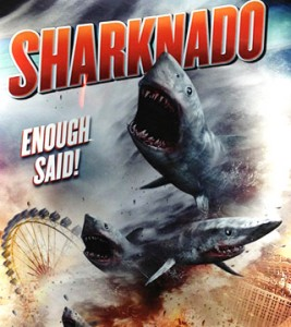 A Sharknado and a virus to boot?